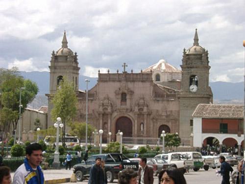 Ayacucho, destino colonial en Perú