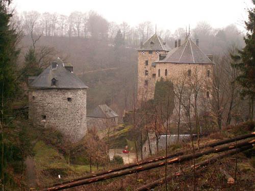 Reinhardstein, un imponente castillo belga