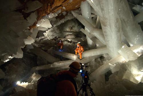 La Cueva de los Cristales, maravilla en México