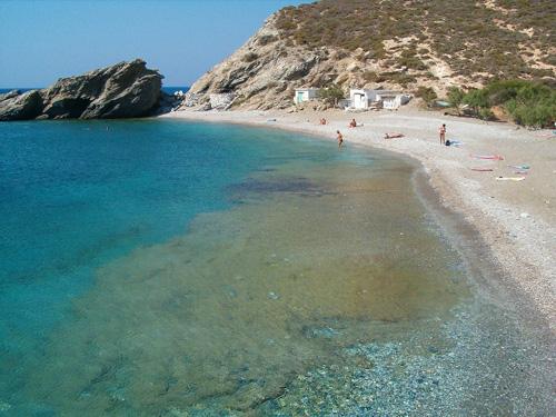 Folegandros, tranquilidad en las islas griegas