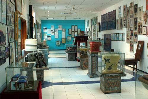 El Museo del Retrete, en Nueva Delhi