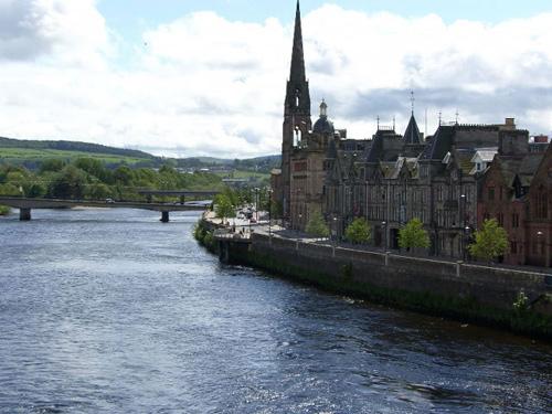 Perth, destino histórico en Escocia