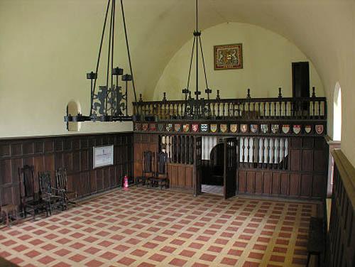 Castillo Doune, el de Juego de Tronos